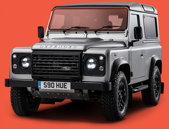 4x4 experience land rover defender