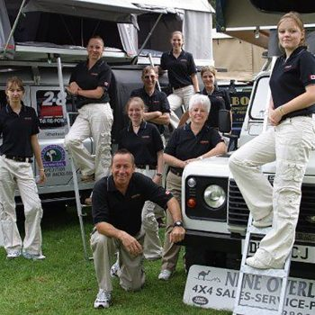 Land Rover Cafe
