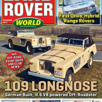Land Rover 109 Longnose