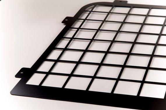 land rover defender window grille