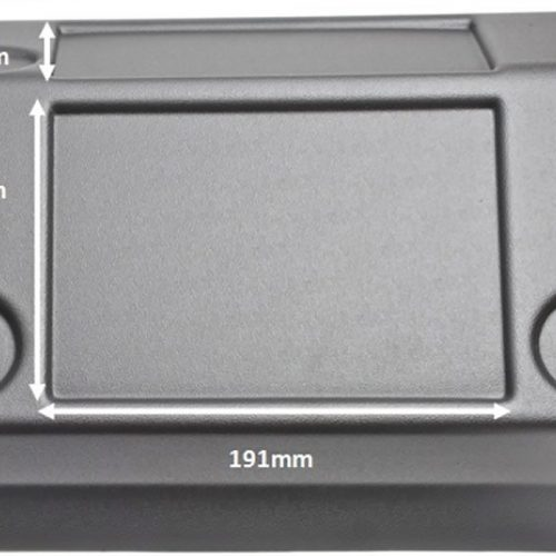 Land Rover Defender Dash Console