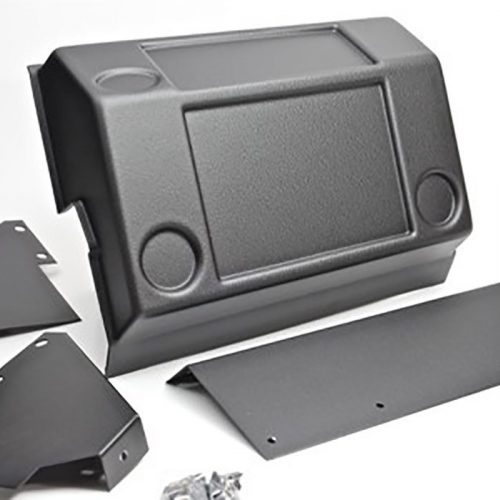 MUD Defender Dash Console With Land Rover Badge (1983-1998)