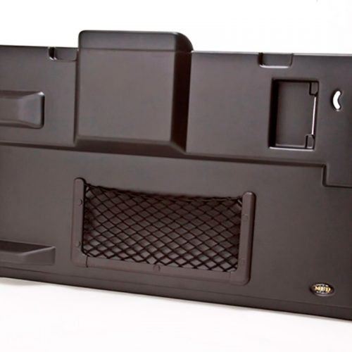 Land Rover Defender Rear Door Panel (Black)