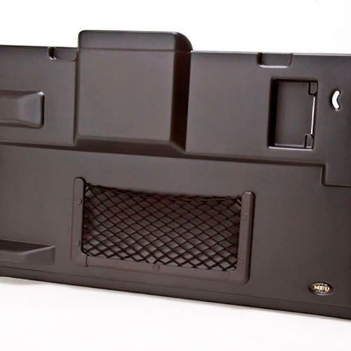 Land Rover Defender Rear Door Panel (Black)