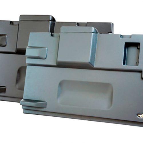 Land Rover Defender Rear Door Panel (Grey)