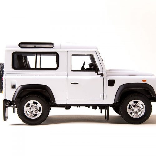 Land Rover Defender Puma Model