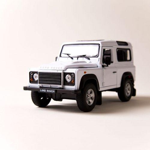 Land Rover Defender Puma Model