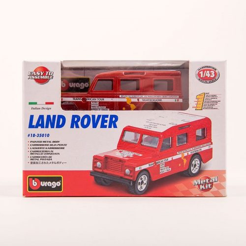 Land Rover Model