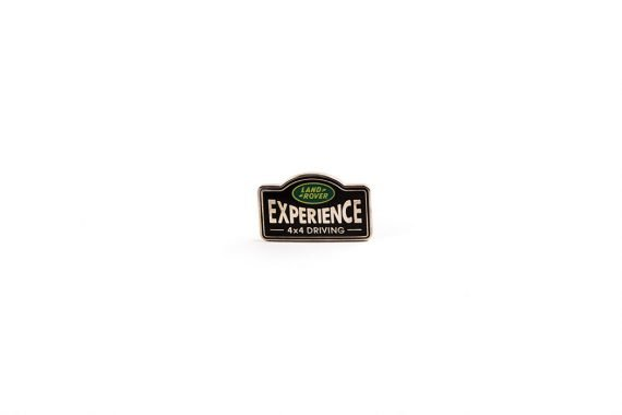 the 4x4 Experience Pin