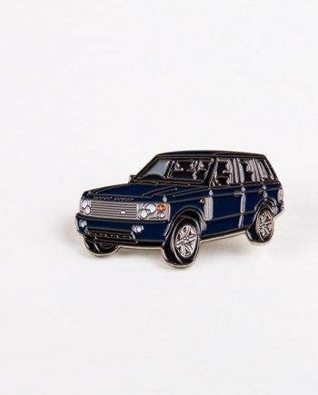 Range Rover Pin