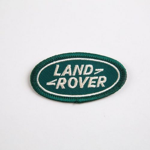 Land Rover Cloth Patch