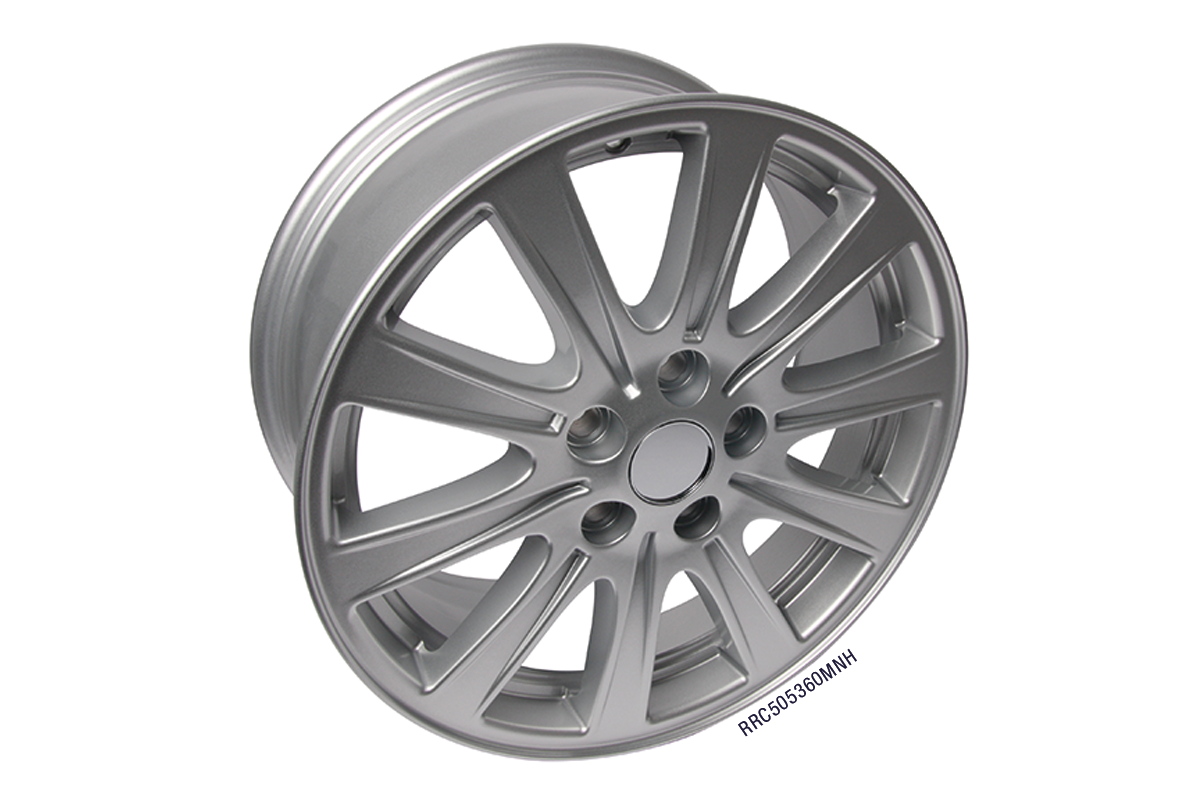 We Wheely Love Our New 18″ Alloy Wheel!