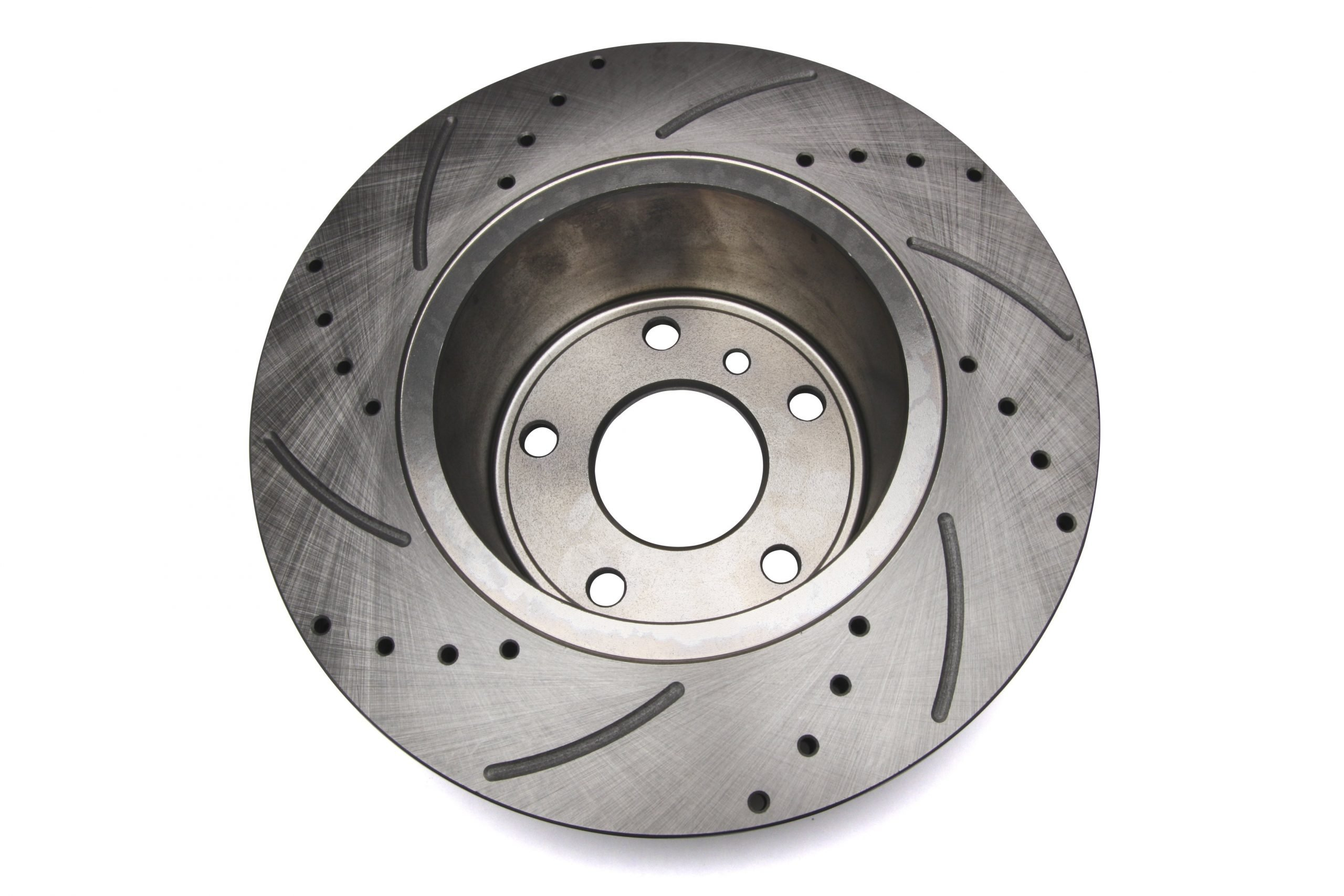 Get Groovy With Our Cross Drilled And Grooved Brake Discs!