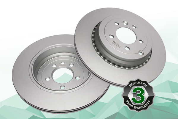 Brake The Norm With Geomet Coated Brake Discs