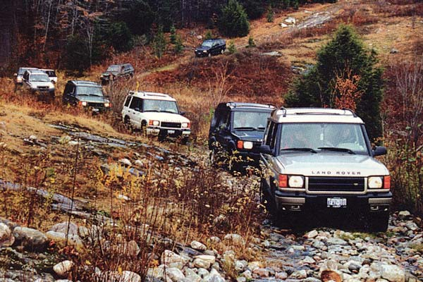 A Canadian Adventure - Land Rover
