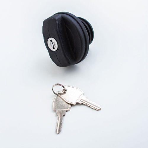 Fuel Filler Cap With Keys