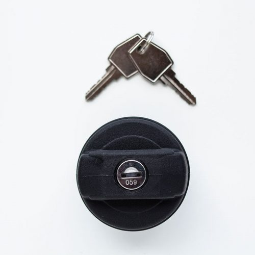 Filler Cap With Keys